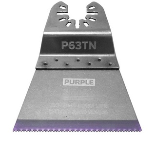 SAGBLAD SMART PURPLE 63MM TITANUM