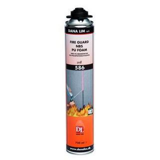 FIRE GUARD NBS PU PISTOLSKUM 586